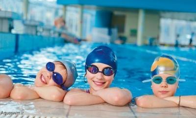 آموزش شنا برای مبتدیان
